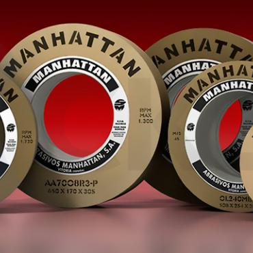 Абразивные круги Abrasivos Manhattan