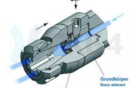 Система быстрой смены инструмента Zürn mini-fix